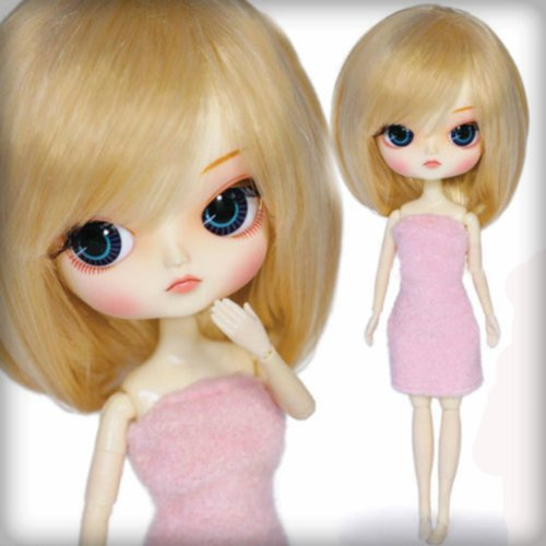 プーリップドール 人形 ドール Pullip Jun Planning My Select Customize Dal Frara Basic Blonde Doll Limited Edition 10-1/2