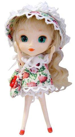 プーリップドール 人形 ドール 【送料無料】JUN Planning Little Pullip Doll - Berry (F-810)プーリップドール 人形 ドール