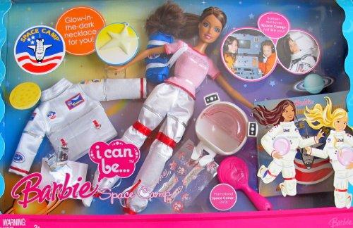 バービー バービー人形 バービーキャリア バービーアイキャンビー 職業 Barbie I Can Be SPACE CAMP DOLL SET w TERESA DOLL (Brown Hair), Fashions, PROMO DVD & More! TOYS R US EXCLUSIVE (200バービー バービー人形 バービーキャリア バービーアイキャンビー 職業