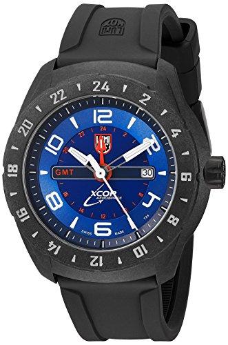 ルミノックス アメリカ海軍SEAL部隊 ミリタリーウォッチ 腕時計 メンズ 5023 Luminox Men's 'SXC Space' Swiss Quartz Resin and Rubber Casual Watch, Color:Black (Model: 5023)ルミノックス アメリカ海軍SEAL部隊 ミリタリーウォッチ 腕時計 メンズ 5023