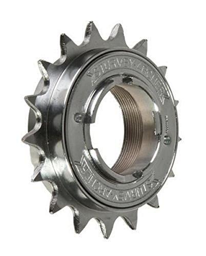 スプロケット フリーホイール ギア パーツ 自転車 SFN18 【送料無料】Sturmey Archer Freewheel 1/2 x 3/32 Single Speed Chrome Cog - 22 Toothスプロケット フリーホイール ギア パーツ 自転車 SFN18