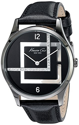 ケネスコール・ニューヨーク Kenneth Cole New York 腕時計 レディース KC2876 【送料無料】Kenneth Cole New York Women's KC2876 Transparency Analog Display Japanese Quartz Blaケネスコール・ニューヨーク Kenneth Cole New York 腕時計 レディース KC2876