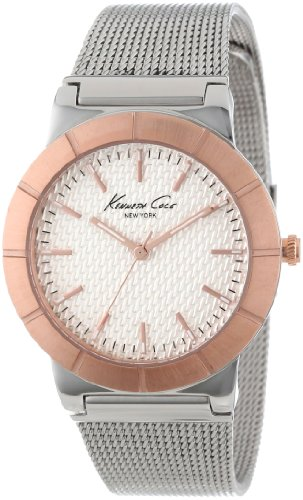 ケネスコール・ニューヨーク Kenneth Cole New York 腕時計 レディース KC4907 Kenneth Cole New York Women's Quartz Stainless Steel Case Stainless Steel Bracelet Silver,(Model:KC49ケネスコール・ニューヨーク Kenneth Cole New York 腕時計 レディース KC4907