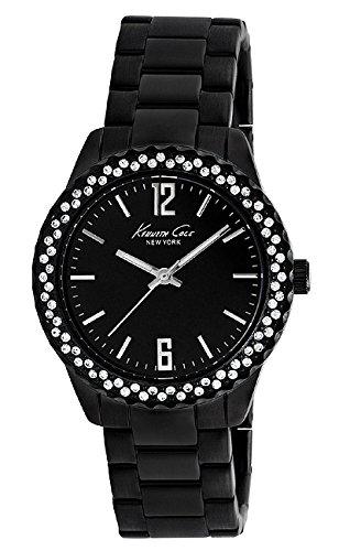 ケネスコール・ニューヨーク Kenneth Cole New York 腕時計 レディース KCW4009 Kenneth Cole New York Three-Hand Brass - Black Women's watch #KCW4009ケネスコール・ニューヨーク Kenneth Cole New York 腕時計 レディース KCW4009