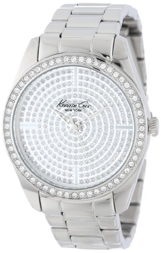 ケネスコール・ニューヨーク Kenneth Cole New York 腕時計 レディース KC4959 Kenneth Cole New York Women's Quartz Stainless Steel Case Stainless Steel Bracelet Silver,(Model:KC495ケネスコール・ニューヨーク Kenneth Cole New York 腕時計 レディース KC4959