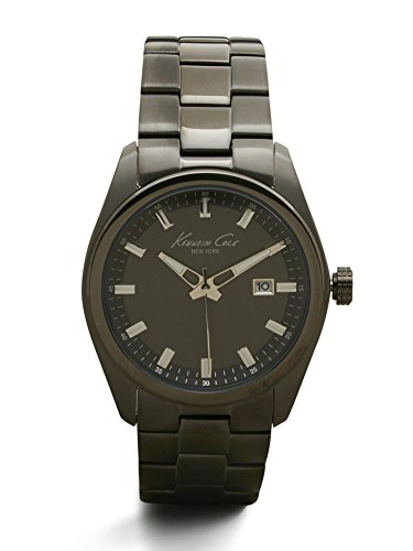 ケネスコール・ニューヨーク Kenneth Cole New York 腕時計 メンズ KC9333 【送料無料】Kenneth Cole New York Men's KC9333 Classic Round Triple Black Bracelet Watchケネスコール・ニューヨーク Kenneth Cole New York 腕時計 メンズ KC9333