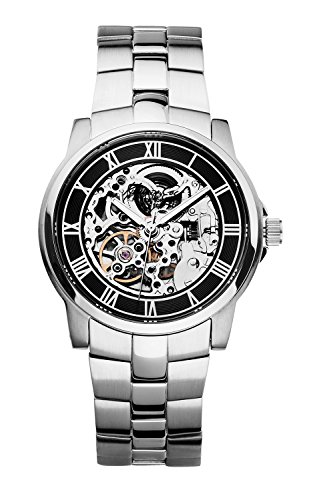 ケネスコール・ニューヨーク Kenneth Cole New York 腕時計 メンズ KC3828 【送料無料】Kenneth Cole New York Men's KC3828 Automatic Gunmetal Ion-Plated Bracelet Watchケネスコール・ニューヨーク Kenneth Cole New York 腕時計 メンズ KC3828