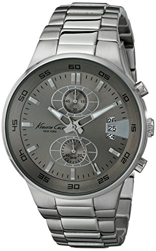 腕時計 ケネスコール・ニューヨーク Kenneth Cole New York メンズ KC9362 【送料無料】Kenneth Cole New York Men's KC9362 Sport Analog Display Japanese Quartz Silver Watch腕時計 ケネスコール・ニューヨーク Kenneth Cole New York メンズ KC9362