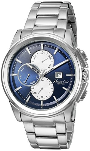 ケネスコール・ニューヨーク Kenneth Cole New York 腕時計 メンズ 10025241 Kenneth Cole New York Men's 'Dress Sport' Quartz Stainless Steel Dress Watch (Model: 10025241)ケネスコール・ニューヨーク Kenneth Cole New York 腕時計 メンズ 10025241