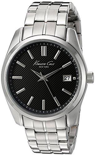 ケネスコール・ニューヨーク Kenneth Cole New York 腕時計 メンズ 10024356 【送料無料】Kenneth Cole New York Men's Quartz Stainless Steel Case Stainless Steel Bracelet Silver ケネスコール・ニューヨーク Kenneth Cole New York 腕時計 メンズ 10024356