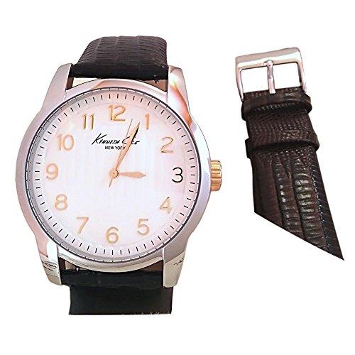 ケネスコール・ニューヨーク Kenneth Cole New York 腕時計 メンズ KC5171 【送料無料】Kenneth Cole New York Leather - Black Men's watch #KC5171ケネスコール・ニューヨーク Kenneth Cole New York 腕時計 メンズ KC5171