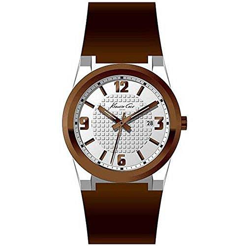 ケネスコール・ニューヨーク Kenneth Cole New York 腕時計 メンズ IKC1338BNIP Kenneth Cole New York Leather Collection Silver Dial Men's watch #KC1338BNIPケネスコール・ニューヨーク Kenneth Cole New York 腕時計 メンズ IKC1338BNIP