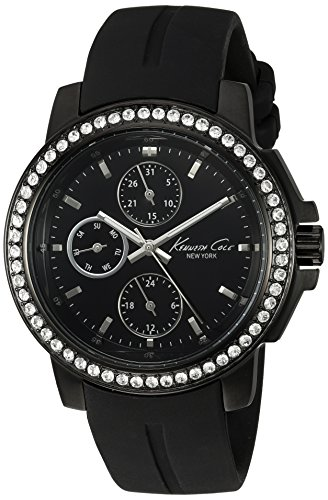 ケネスコール・ニューヨーク Kenneth Cole New York 腕時計 メンズ KC2732 【送料無料】Kenneth Cole New York Men's Japanese Quartz Stainless Steel Case Calfskin Leather Strap Blacケネスコール・ニューヨーク Kenneth Cole New York 腕時計 メンズ KC2732