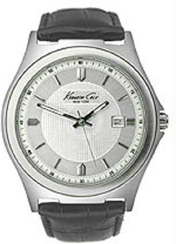 ケネスコール・ニューヨーク Kenneth Cole New York 腕時計 メンズ KC1478 【送料無料】Kenneth Cole New York Leather Collection Silver Dial Men's watch #KC1478ケネスコール・ニューヨーク Kenneth Cole New York 腕時計 メンズ KC1478