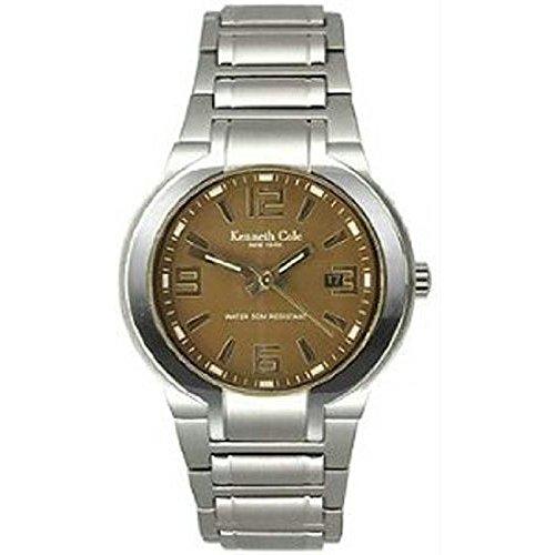 ケネスコール・ニューヨーク Kenneth Cole New York 腕時計 メンズ KC3557 Kenneth Cole Reaction Watch - KC3557 (Size: men)ケネスコール・ニューヨーク Kenneth Cole New York 腕時計 メンズ KC3557