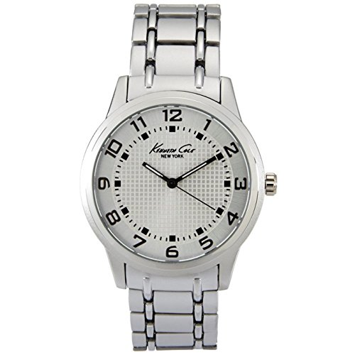 ケネスコール・ニューヨーク Kenneth Cole New York 腕時計 メンズ 10014652 Kenneth Cole Watches Men's Classic Watch (Silver)ケネスコール・ニューヨーク Kenneth Cole New York 腕時計 メンズ 10014652