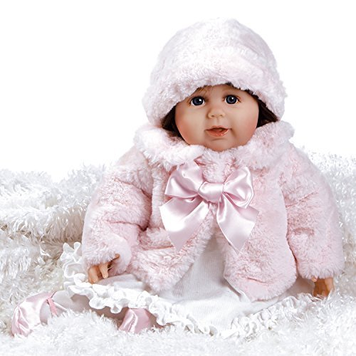 パラダイスギャラリーズ 赤ちゃん リアル 本物そっくり おままごと Paradise Galleries Reborn Baby Doll Like BeautifulBaby Contest Winner - Macie, 20 inch Vinyl & Weighted Bodyパラダイスギャラリーズ 赤ちゃん リアル 本物そっくり おままごと