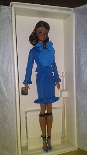 バービー バービー人形 コレクション ファッションモデル ハリウッドムービースター 2016 BARBIE FASHION MODEL COLLECTION BLUE CITY CHIC SUIT DOLL DGW57バービー バービー人形 コレクション ファッションモデル ハリウッドムービースター