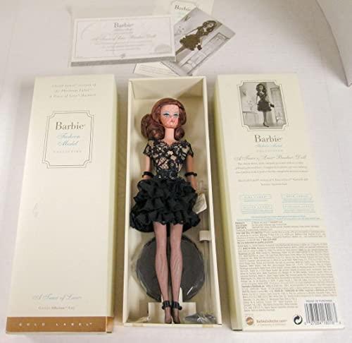 バービー バービー人形 バービーコレクター コレクタブルバービー プラチナレーベル G7212 Silkstone Barbie Trace of lace Brunette Doll limited 5000 worldwideバービー バービー人形 バービーコレクター コレクタブルバービー プラチナレーベル G7212