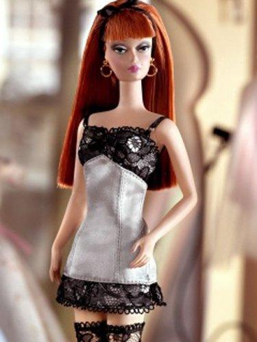 【超ポイント祭?期間限定】 バービー バービー人形 コレクション ファッションモデル ハリウッドムービースター - 074299569487 Barbie 074299569487 Silkstone Lingerie Fashion Fashion Model #6 Redhead - Barbie Dollバービー バービー人形 コレクション ファッションモデル ハリウッドムービースター 074299569487, 西頸城郡:aa10940f --- canoncity.azurewebsites.net