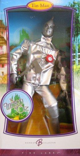 バービー バービー人形 バービーコレクター コレクタブルバービー プラチナレーベル K8687 Barbie Collector Pink Label Wizard Of Oz Tin Manバービー バービー人形 バービーコレクター コレクタブルバービー プラチナレーベル K8687