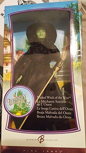 バービー バービー人形 バービーコレクター コレクタブルバービー プラチナレーベル Barbie Pink Label Wizard of Oz Wicked Witch of thバービー バービー人形 バービーコレクター コレクタブルバービー プラチナレーベル