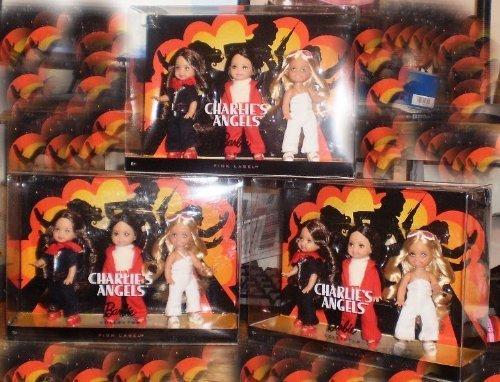 バービー バービー人形 バービーコレクター コレクタブルバービー プラチナレーベル N6583A BARBIE COLLECTORS PINK LABEL SPECIAL EDITION CHARLIE'S ANGEL GIFT SET- TOO COOバービー バービー人形 バービーコレクター コレクタブルバービー プラチナレーベル N6583A