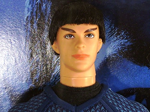 バービー バービー人形 ケン Ken N5501 【送料無料】Barbie Doll Ken As Star Trek's Spockバービー バービー人形 ケン Ken N5501