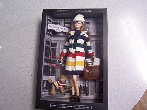 バービー バービー人形 バービーコレクター コレクタブルバービー プラチナレーベル Barbie Hudson's Bay Silver Label Dollバービー バービー人形 バービーコレクター コレクタブルバービー プラチナレーベル