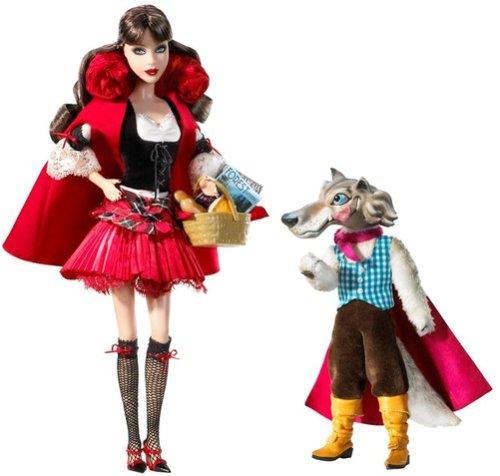 バービー バービー人形 日本未発売 N3245 Little Red Riding Hood and the Wolf Barbie Giftsetバービー バービー人形 日本未発売 N3245