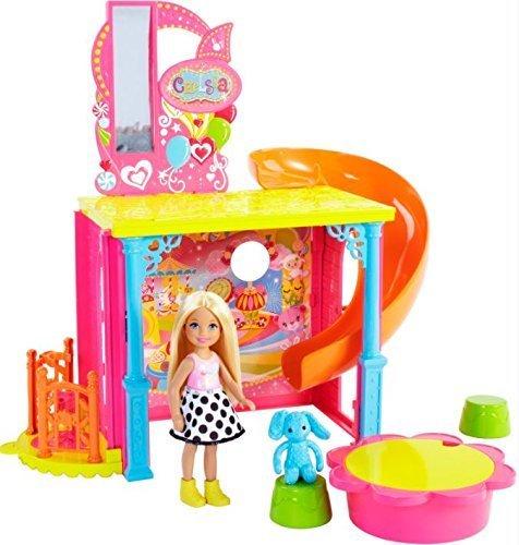 バービー バービー人形 チェルシー スキッパー ステイシー Barbie Chelsea Fun Houseバービー バービー人形 チェルシー スキッパー ステイシー