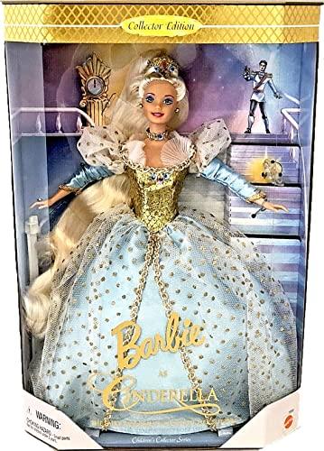 バービー バービー人形 日本未発売 【送料無料】Barbie As Cinderella - Barbie Doll By Mattel Children's Series 1997バービー バービー人形 日本未発売