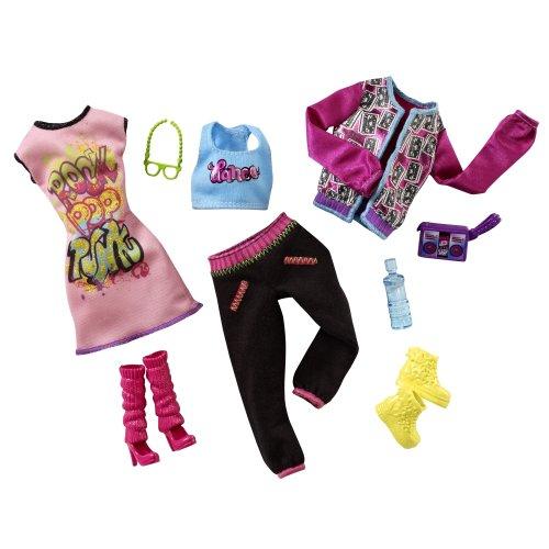 バービー バービー人形 着せ替え 衣装 ドレス X2236 Barbie Clothes Night Looks - Music Fashionsバービー バービー人形 着せ替え 衣装 ドレス X2236