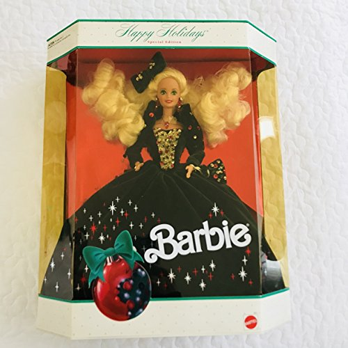 バービー バービー人形 日本未発売 ホリデーバービー 1871 Happy Holidays Barbie Doll Special Edition (1991)バービー バービー人形 日本未発売 ホリデーバービー 1871