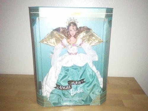 バービー バービー人形 バービーコレクター コレクタブルバービー プラチナレーベル 19633 1998 - Mattel - Barbie Collectibles - Angel of Joy Barbie - 1st in Series - Timeバービー バービー人形 バービーコレクター コレクタブルバービー プラチナレーベル 19633