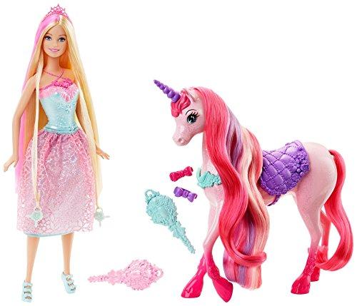 バービー バービー人形 ファンタジー 人魚 マーメイド DJR59 Barbie Princess and Unicorn Dollバービー バービー人形 ファンタジー 人魚 マーメイド DJR59