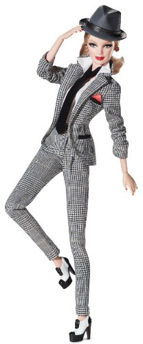 バービー バービー人形 バービーコレクター コレクタブルバービー プラチナレーベル T7908 Barbie Collector Barbie Loves Sinatra Dollバービー バービー人形 バービーコレクター コレクタブルバービー プラチナレーベル T7908