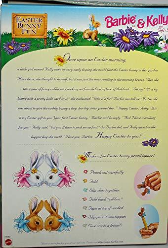 バービー バービー人形 チェルシー スキッパー ステイシー Barbie Easter Bunny Fun Kelly by Mattelバービー バービー人形 チェルシー スキッパー ステイシー