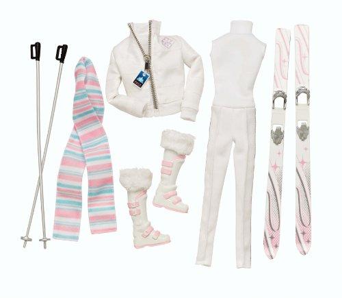 バービー バービー人形 バービールック バービーザルック X9199 【送料無料】Barbie Collector The Barbie Look Collection: Winter Weekend Ski Fashion Packバービー バービー人形 バービールック バービーザルック X9199