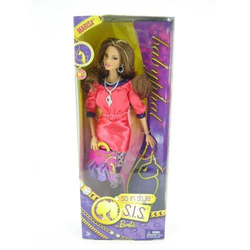 バービー バービー人形 日本未発売 X7925 Barbie So in Style Baby Phat Marisa Dollバービー バービー人形 日本未発売 X7925