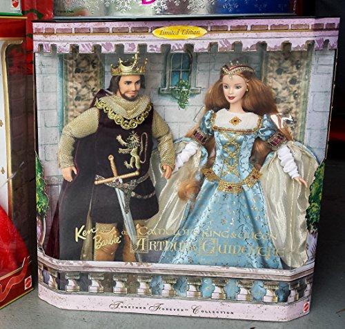 バービー バービー人形 ケン Ken Ken and Barbie Doll As Camelot's King & Queen, Arthur and Guinevereバービー バービー人形 ケン Ken