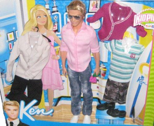 バービー バービー人形 ケン Ken X4886 Barbie KidPicks Gift Set - Ken Doll and Clothing / Fashionsバービー バービー人形 ケン Ken X4886