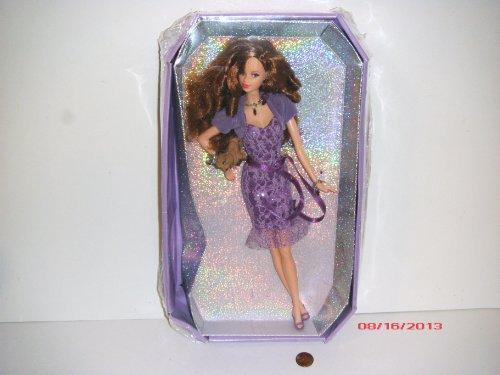 バービー バービー人形 バースストーン 誕生石 12カ月 K8691 February Birthstone Barbieバービー バービー人形 バースストーン 誕生石 12カ月 K8691