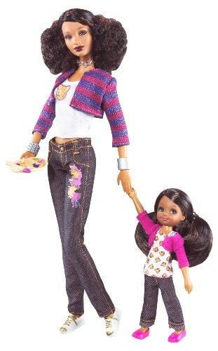 バービー バービー人形 日本未発売 P6915 Barbie So In Style Trichelle and Janessa Dollsバービー バービー人形 日本未発売 P6915
