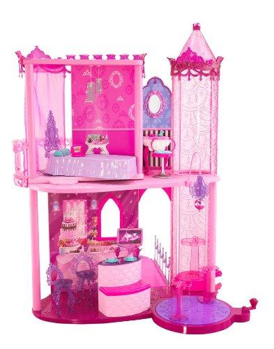 バービー バービー人形 日本未発売 プレイセット アクセサリ T3033 Barbie Fashion Fairytale Palaceバービー バービー人形 日本未発売 プレイセット アクセサリ T3033