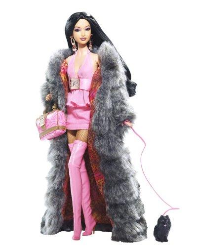 バービー バービー人形 日本未発売 L4688 【送料無料】Kimora Lee Simmons Barbie Dollバービー バービー人形 日本未発売 L4688
