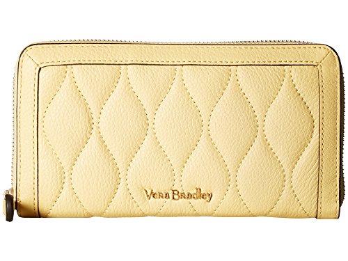 ヴェラブラッドリー ベラブラッドリー アメリカ 日本未発売 財布 21206 Vera Bradley Women's RFID Quilted Georgia Wallet, Banana, One Sizeヴェラブラッドリー ベラブラッドリー アメリカ 日本未発売 財布 21206