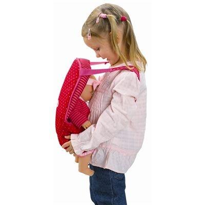 コロール 赤ちゃん 人形 ベビー人形 P1710 Corolle Les Classiques Doll Accessories (Red/Fuchsia Baby Sling)コロール 赤ちゃん 人形 ベビー人形 P1710