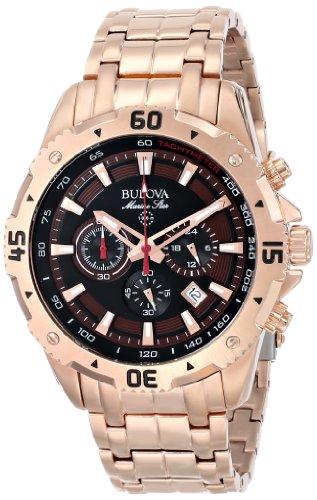 ブローバ 腕時計 メンズ 97B121 【送料無料】Bulova Men's 97B121 Marine Star Watchブローバ 腕時計 メンズ 97B121