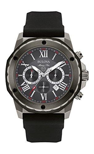 ブローバ 腕時計 メンズ 98B259 【送料無料】Bulova Marine Star Grey 98B259ブローバ 腕時計 メンズ 98B259